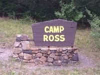 Camp Ross Sign
